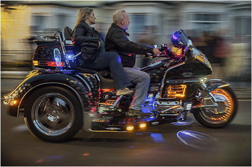 C Goldwing Lightshow - John Staten