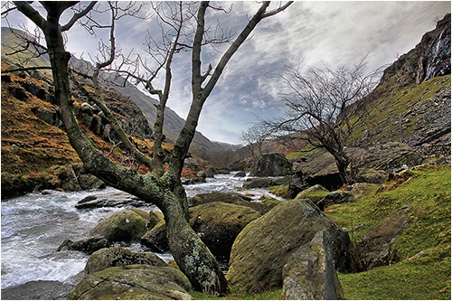 C Llanberis Pass - Dewi Parry