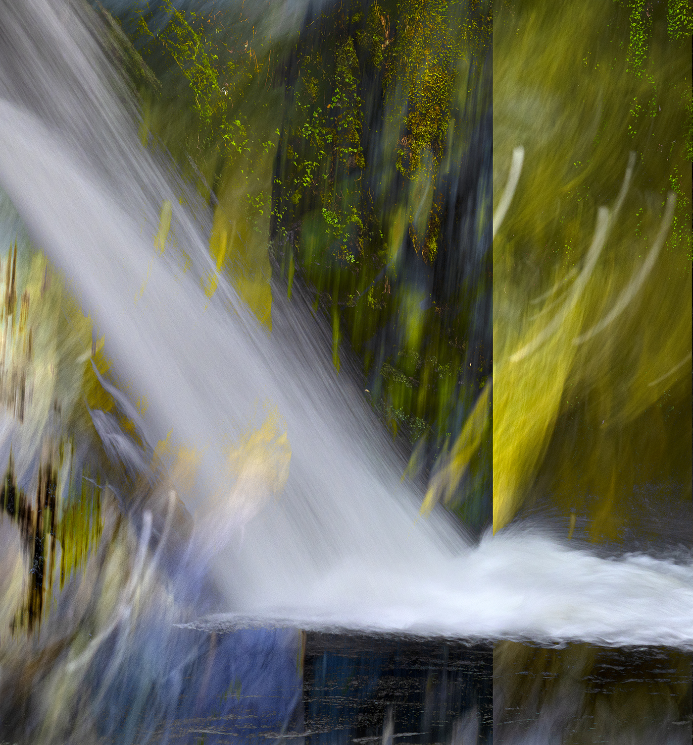 C Sheila Jones - Waterfall